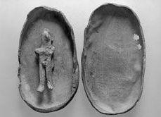Ancient Egypt Hex Tablets, UCLA/Public Domain