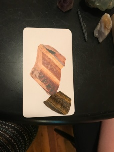 Our Crystal card of the week – Tiger Eye