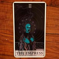 Empress Card from the Moon Power Deck